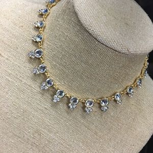 Charming Charlie ELEXIS GLOWING 18KT GP necklace